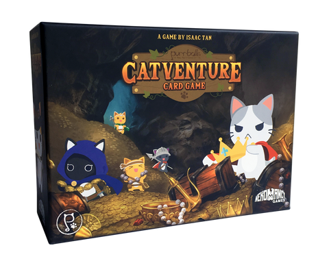 Purrballs: Catventure Card Game