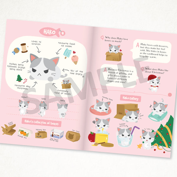 Purrballs 5th Anniversary Art Book
