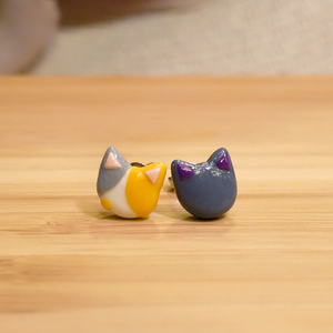 Best Furriends Furever Cat Ear Studs