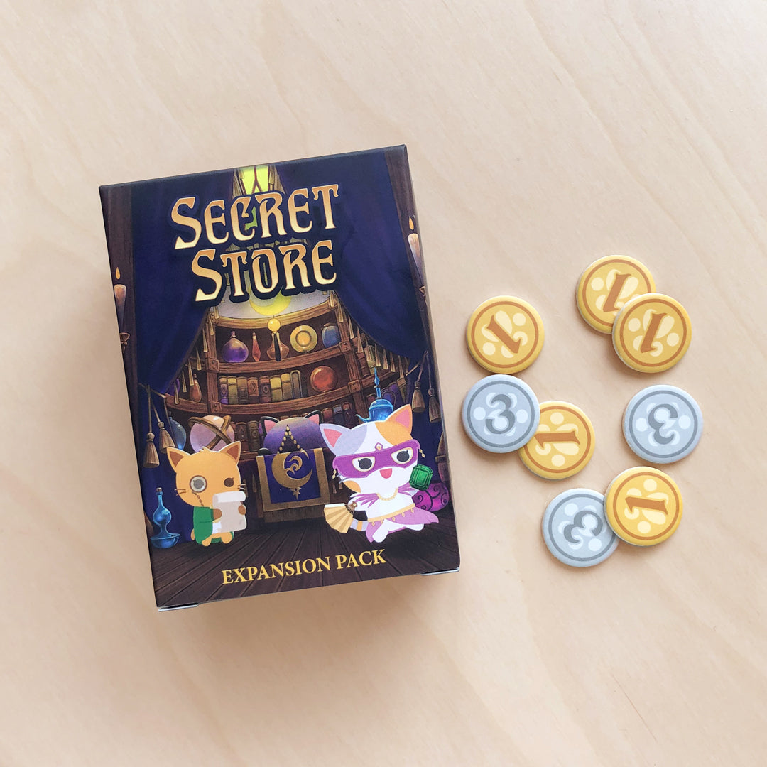 Secret Store Expansion Pack