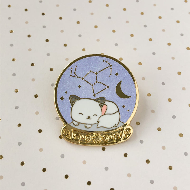 Shimo Winter Dreams Enamel Pin