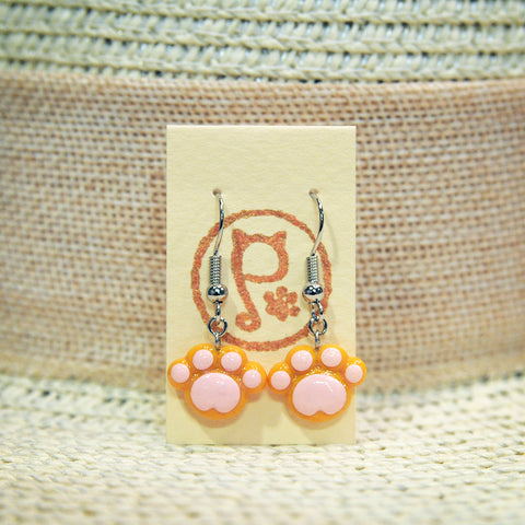 Ginger Paws Earrings