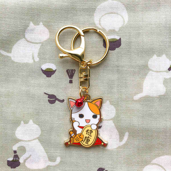 Health & Wellness Maneki Tama Charm
