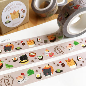 Sushi Shop Washi Tape