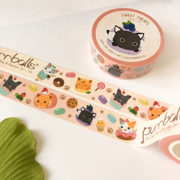 Sweet Treats Washi Tape