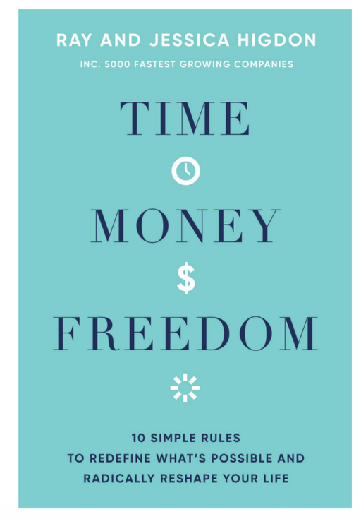 Time Money Freedom Book