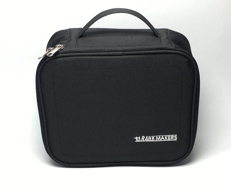 Rank Makers Travel Case for Ring Light and Power Bank