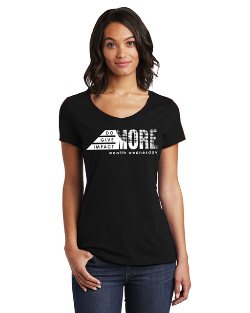 "Women's ""Wealth Wednesday"" T-Shirt (Limited Edition)"
