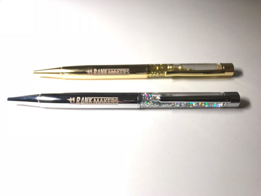 Floating Glitter Pens (Gold or Silver)