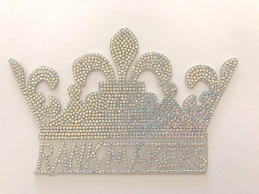 Rank Makers Crystal Bling Decal Sticker