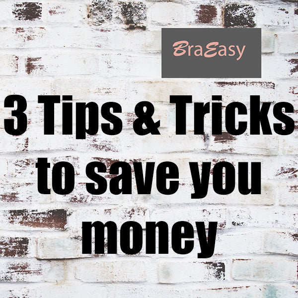Tips and Tricks to get more life out our your bra! - BraEasy