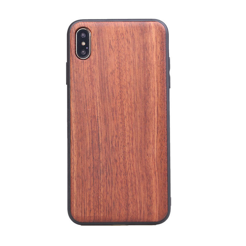 Solid Custom wood phone case - worldgad