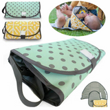 3-in-1 Multifunctional Portable Baby Changing Pad