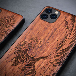 Custom Wood Phone Cases - Limited Edition - worldgad