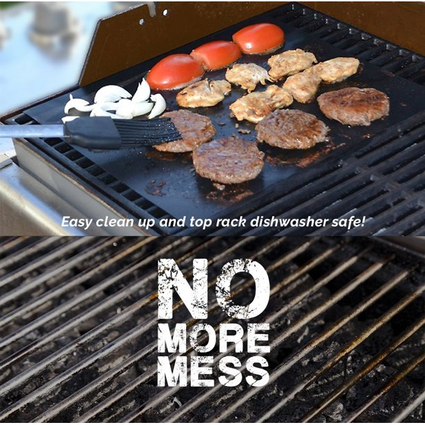 Non-stick Surface Grill Mats - worldgad