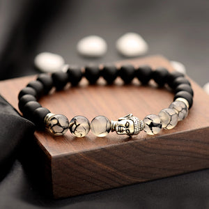 Fashion Buddha Yoga Bracelet - worldgad