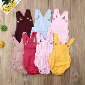 Baby Jumpsuit Outfits - Summer Clothing