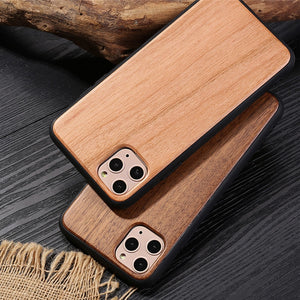 Natural Wood Phone Case - Regular Series - worldgad