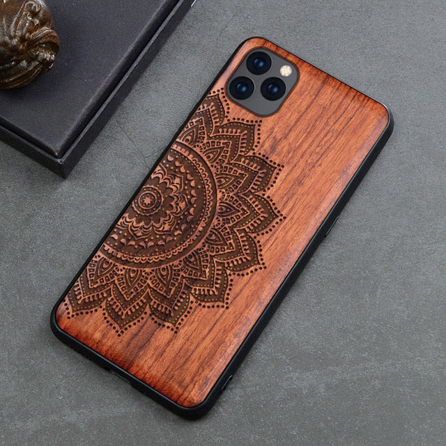 Custom Wood Phone Cases - Classic series - worldgad