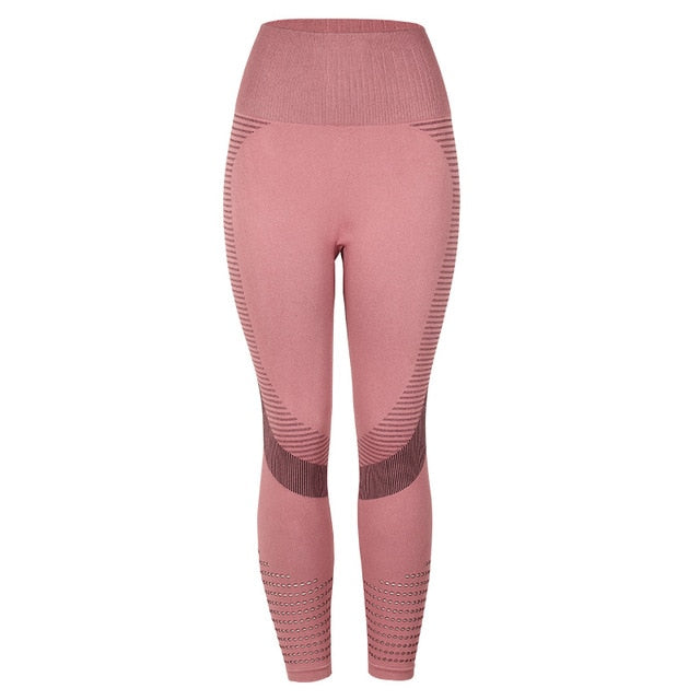 High Waist Fitness Sexy Seamless Leggings - worldgad