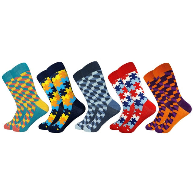 2020 Casual Men Socks - worldgad