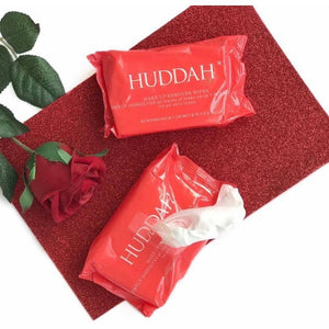 Huddah Makeup Remover Wipes