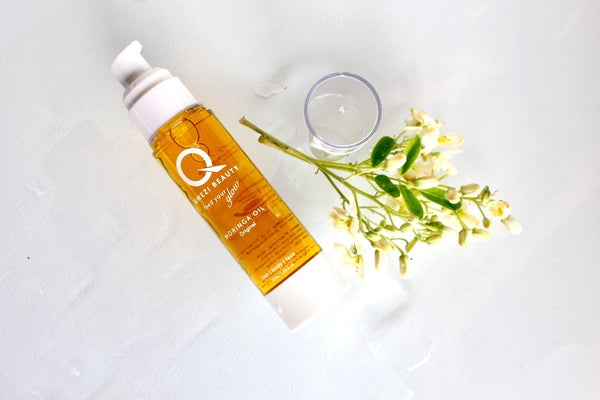 Qwezi Moringa Oil Hair and Skin