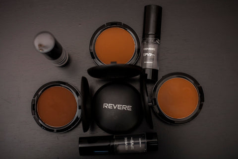 Revere Dual Pressed Face Perfecting Powder