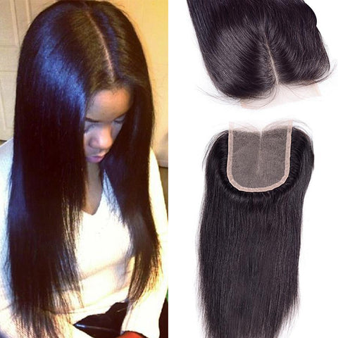 Side Part Lace Frontal Closure 4*4