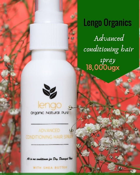 Lengo Advanced Conditioning Hair Spray