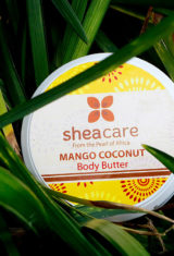 Mango Coconut Body Butter Shea Care