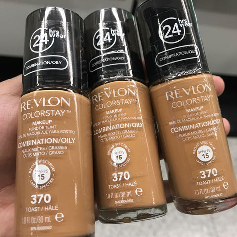 Revlon ColorStay 24hr Liquid Foundation SPF 15