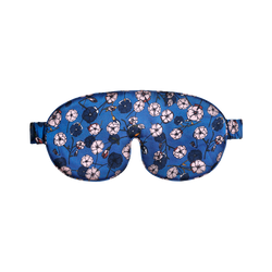 Silk Sleep Mask | Gemini Blue