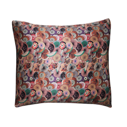 silk pillowcase 60x63 cm | dorado