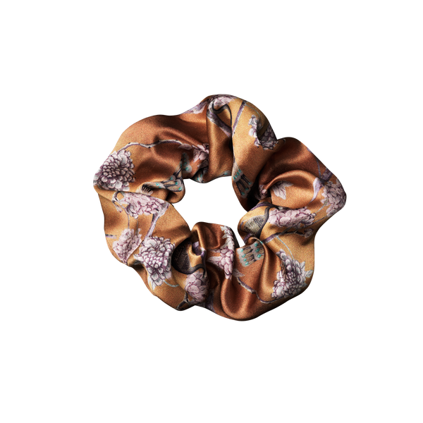 Silk scrunchie | apus Gold