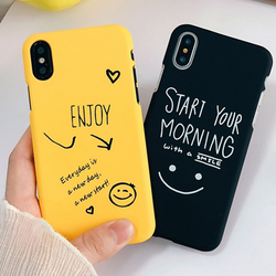 Cute Inspirational Quote iPhone Cases - Picaka
