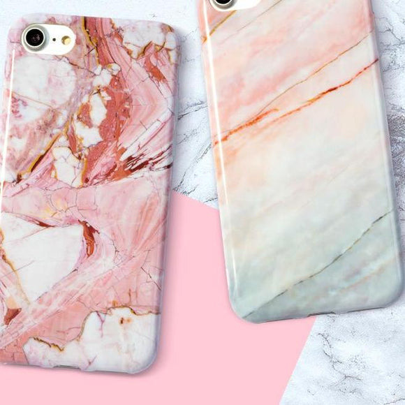 Elegant Marble iPhone Cover