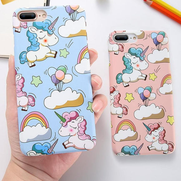 Unicorn Themed iPhone Cover
