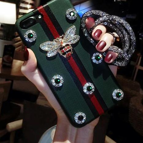 Luxury Gucci iPhone Covers For Fashionistas