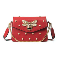 Limited Edition Designer Crossbody Bag - Picaka