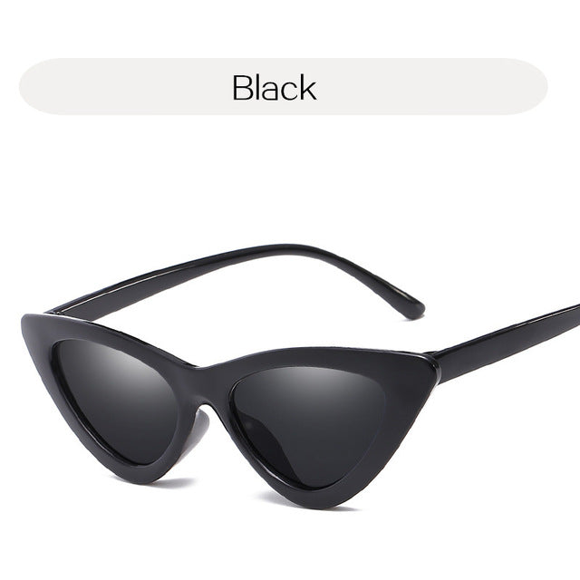 Trendy Cat Eye Designer Sunglasses - Picaka