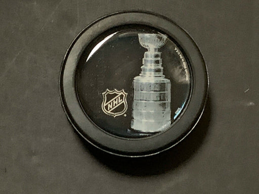 NHL STANLEY CUP Hockey Puck NHL Licensed Brand New