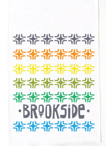 Custom City Tea Towel-Breezebrick Collection