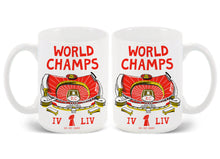 Kansas City Chiefs World Champs Mug