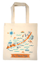 Florida Keys Tote Bag-Wedding Welcome Tote
