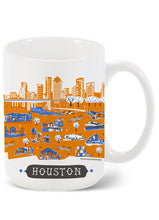 Houston-Custom City Mug
