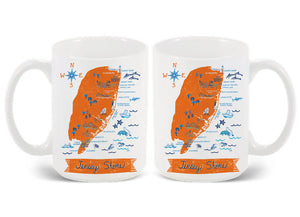 Jersey Shore-Custom City Mug