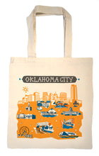Oklahoma City Tote Bag-Wedding Welcome Tote