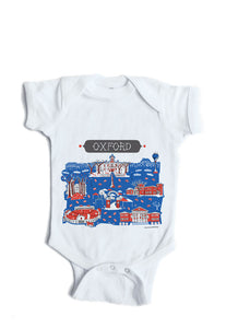 Oxford MS Baby Onesie-Personalized Baby Gift