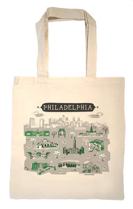 Philadelphia Tote Bag-Wedding Welcome Tote